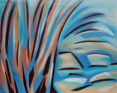 Arcadia oil on canvas 33