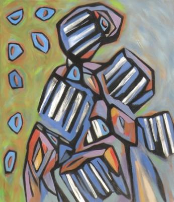 Cubist_Totem