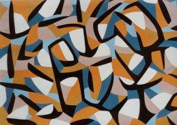 Cloisonnist Abstracts