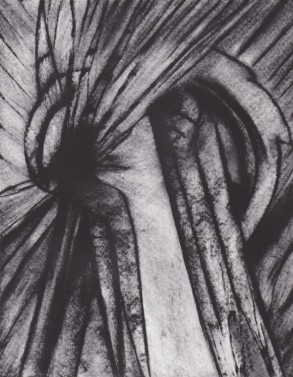 Speed of Light 1, charcoal 11