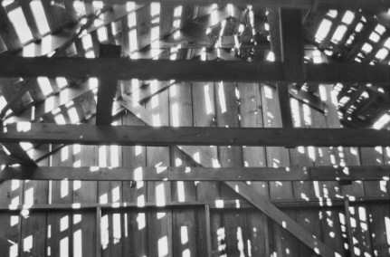 House of Light-1,  35mm Ilford 400 film, 1996.