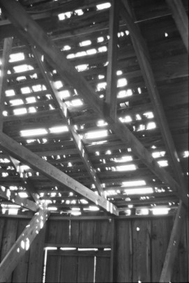 House of Light-3,  35mm Ilford 400 film, 1996.
