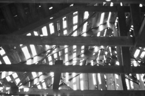 House of Light-6,  35mm Ilford 400 film, 1996.